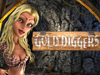 Автомат Gold Diggers