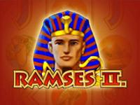 Ramses II на зеркале Вулкан