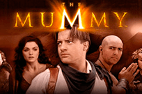 Регистрация в казино The Mummy