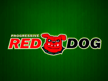 Автомат после регистрации Red Dog Progressive